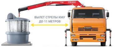 Доступ к контейнерам в обход запаркованных авто