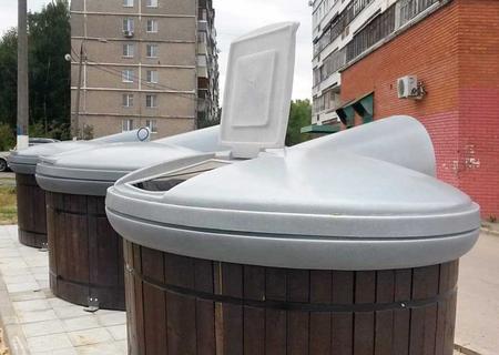 Наземные контейнеры «ECOBIN 3000»